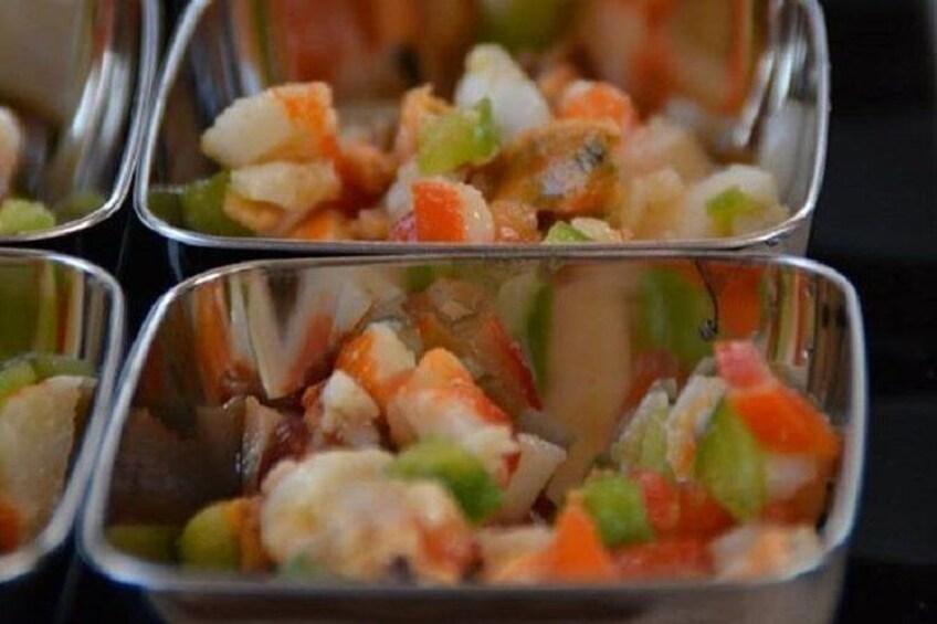 Show item 8 of 8. Gastronomic Workshop: preparation of the Meatloaf
