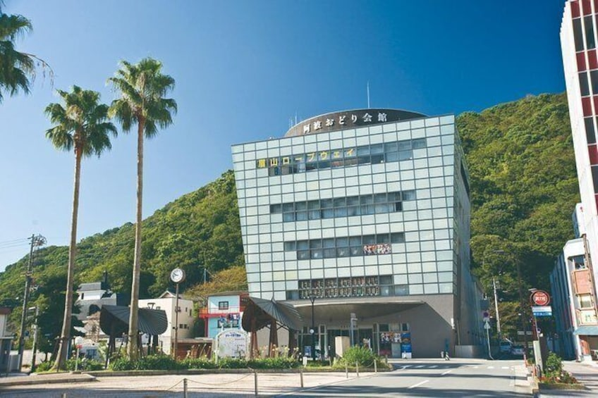 Show item 4 of 6. Tokushima Half-Day Private Trip with Nationally-Licensed Guide