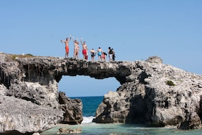 Antigua Eco Adventure with Snorkeling & Lunch