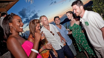 Shirley Heights Sunset Party In Antigua