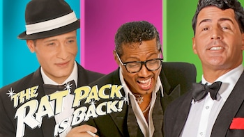"""Spettacolo """"The Rat Pack is Back"""""""