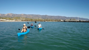 Private American Riviera Kayaking Tour
