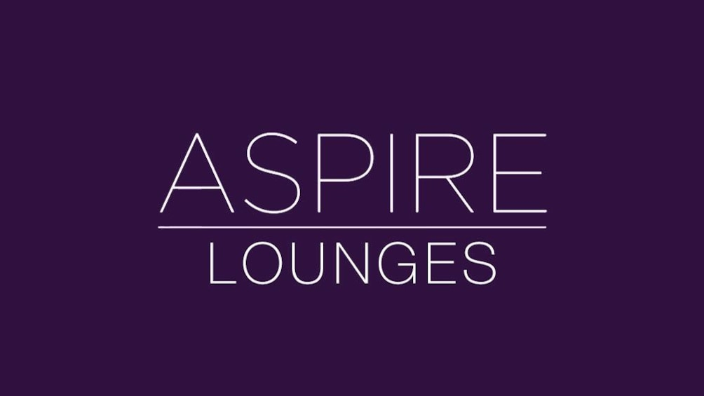 Show item 4 of 5. the Aspire airport lounge