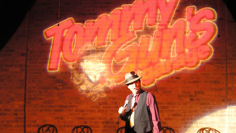Cena con spettacolo al Tommy Gun's Garage