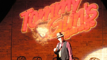 Tommy Gun's Garage Dinner Show