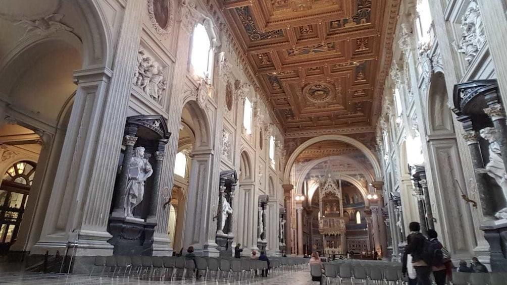 Christian Rome & Underground Basilicas Tour