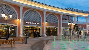 Shopping Trip to Castel Romano Outlet & Cinecittà World Admission