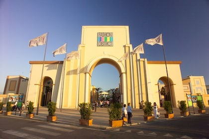 Shopping at Valmontone Outlet & Admission to Rainbow MagicLand
