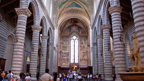 Orvieto Cathedral, a Building in Orvieto, Italy
