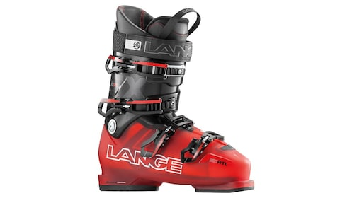Ski boots for children and adults are available for rent