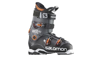 Show item 2 of 5. Ski boots in child and adult sizes are available to rent
