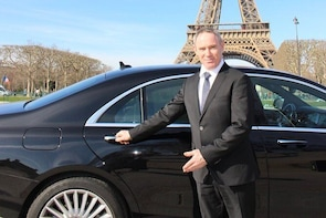 Charles de Gaulle CDG airport transfer to Paris