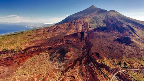 Mountains in Teide National Park