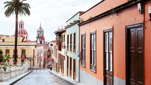 Street view of Tenerife, Spain
