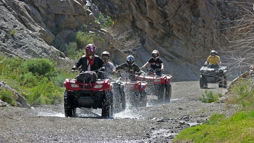 people riding ATVs in nevada