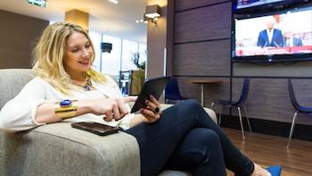 Miro VIP Lounge at Barcelona Airport (BCN)