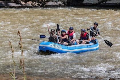 Kiulu Water Rafting and Kawa Kawa Mangrove River Cruise Day Tour