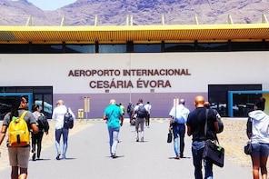 São Vicente: Private Transfer from Airport to São Pedro and/or Vice Versa