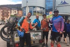 BIKE Tour Campiglio Dolomites Lake Garda