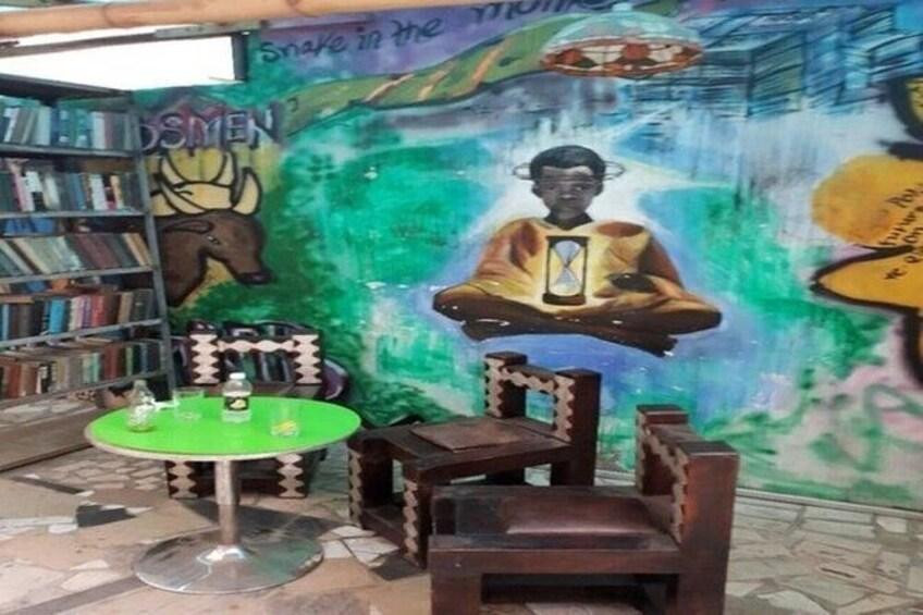 Show item 5 of 6. Lagos Cuisine Tour 5_RAG