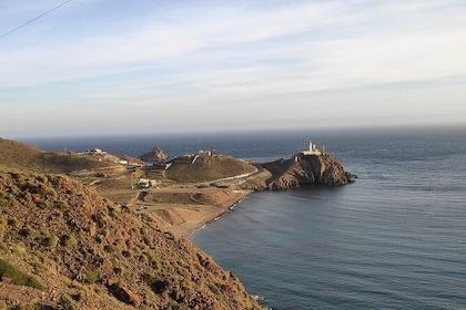 Cinema excursion to the Cabo de Gata natural park from Almería