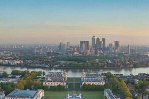 Private Tour Tilbury/London: the garden at 120 – Greenwich area – Borough m...