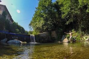 River walk & Slackline