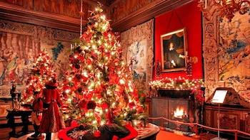 Christmas Visit to the Château de Vaux-le-Vicomte