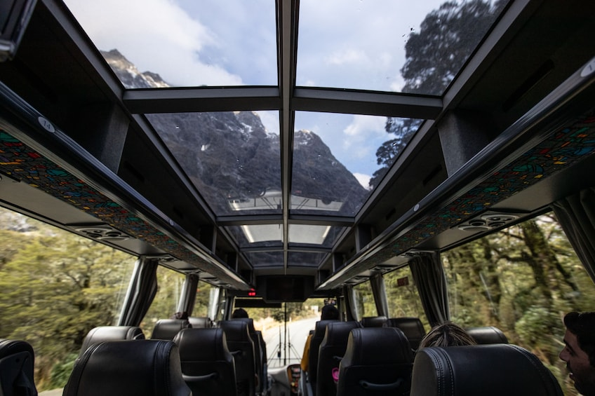 Milford Sound day tour from Queenstown