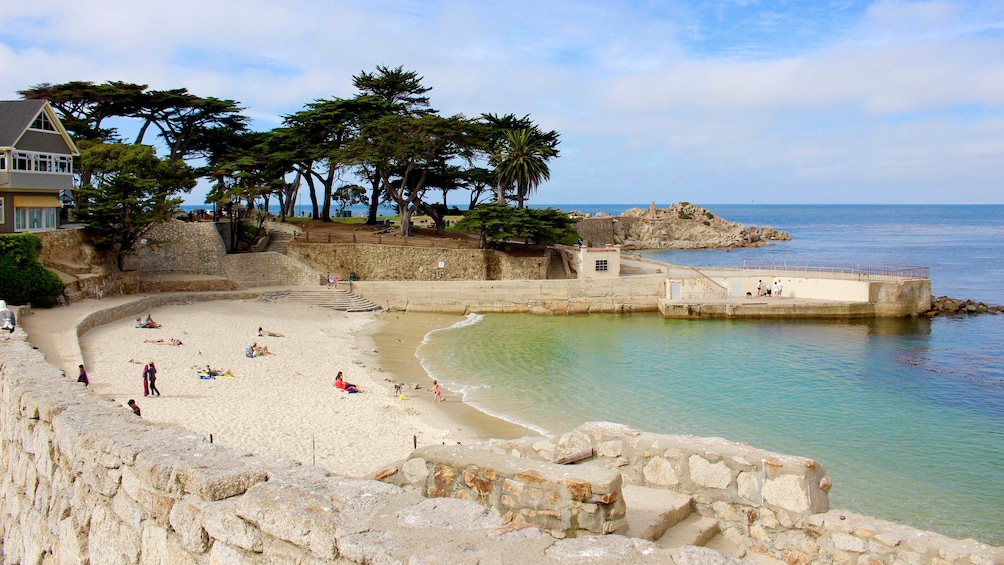 Show item 2 of 5. Beach of Pacific Grove