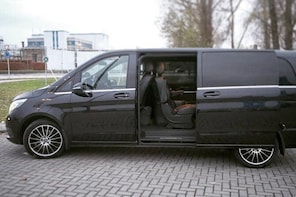 Transfer Ghent - Schipol Airport Amsterdam (1 to 8 Places)