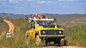 Algarve Jeep Safari Full-Day
