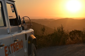 Algarve Jeep Sunset Tour