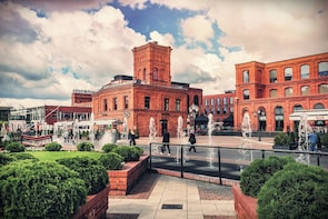 Lodz – City of Four Cultures (4h)