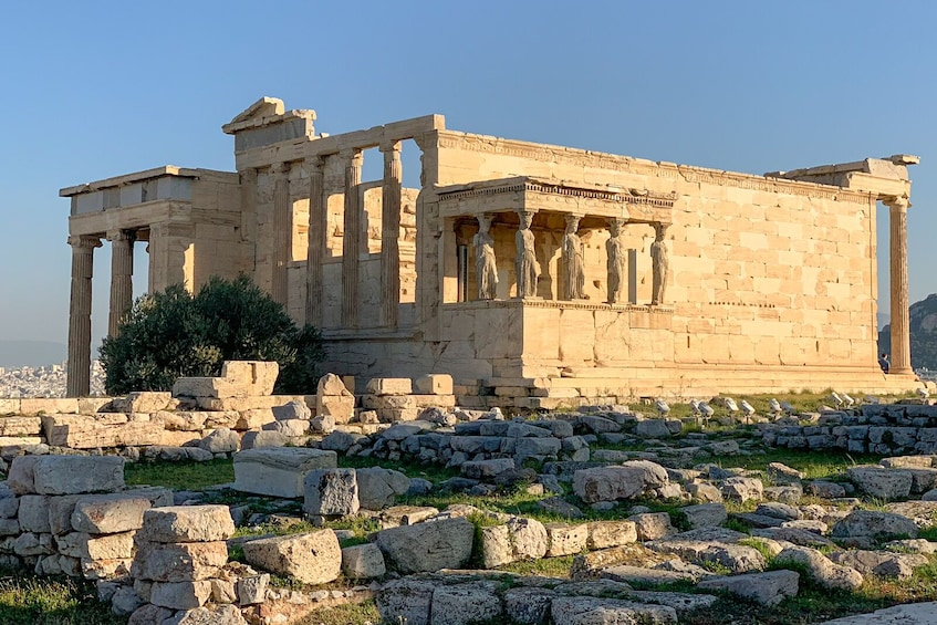 Show item 8 of 8. Live Online Tours from Home: The Acropolis of Athens