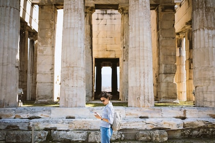 Live Online Tours from Home: The Acropolis of Athens
