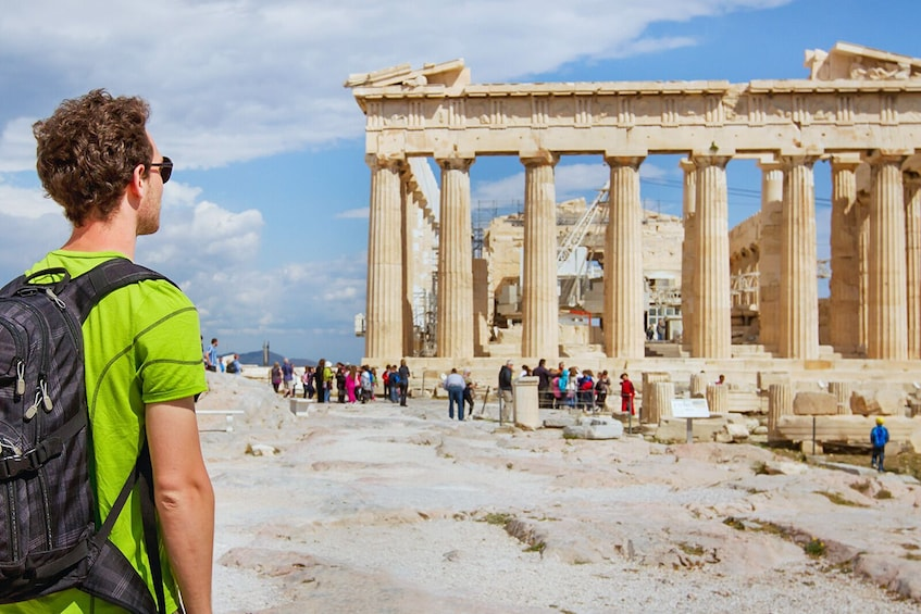 Show item 1 of 8. Live Online Tours from Home: The Acropolis of Athens