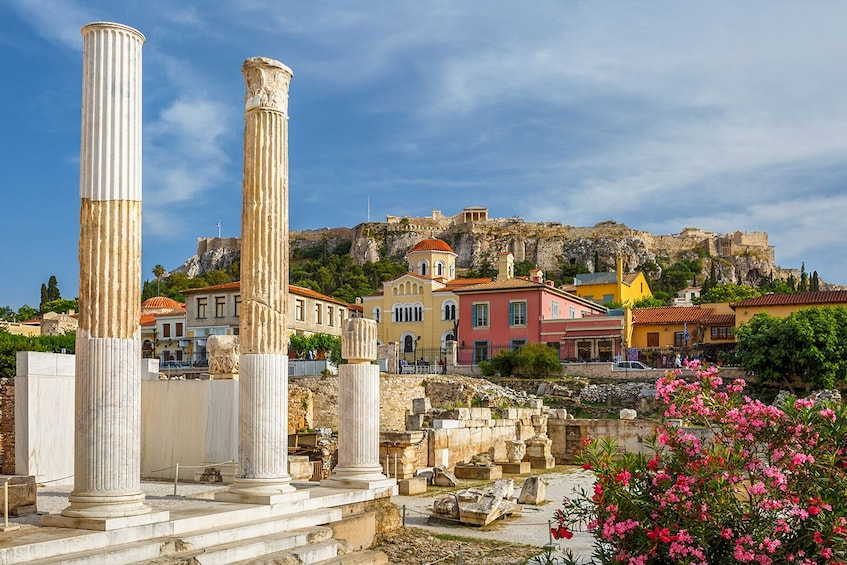 Show item 2 of 8. Live Online Tours from Home: The Acropolis of Athens
