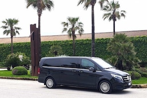 Costa Verde HOTEL Cefalù, for Palermo airport, Private Transfer