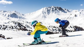 Cortina d'Ampezzo Evolution Ski Rental Package