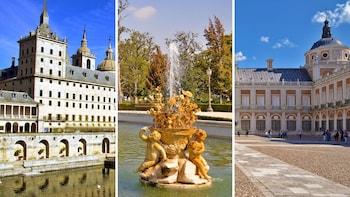 ,Excursión a Aranjuez,Excursion to Aranjuez,Excursión a El Escorial,Excursion to El Escorial,Excursión a Valle de los Caídos