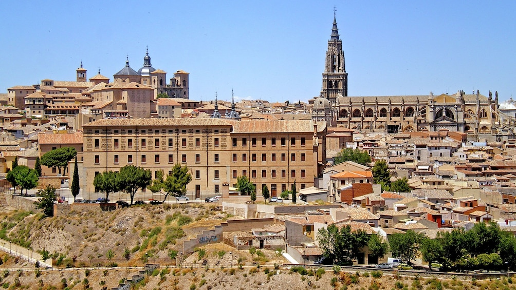 Apri foto 2 di 6. An image of Toledo, Spain