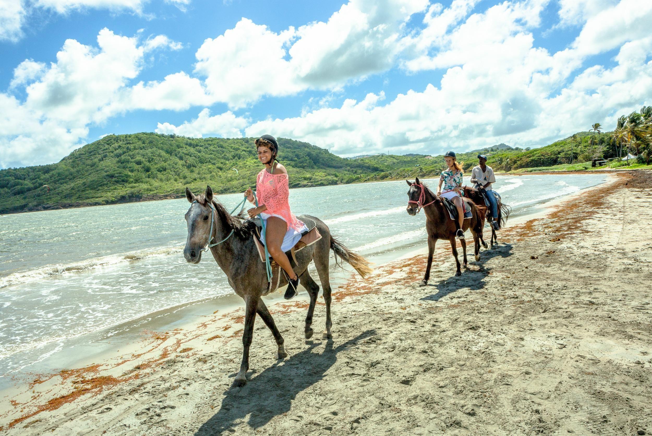Horseback Ride 'n Swim