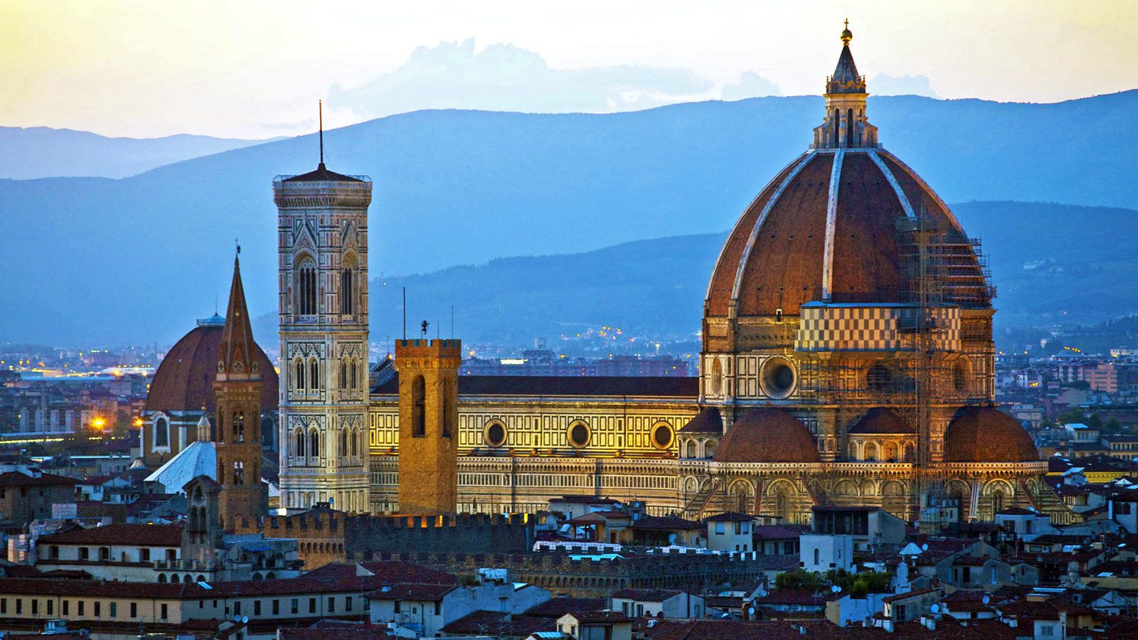 Small-Group Florence & Pisa Full-Day Tour from Rome