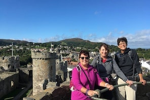 Medieval Walls Walking Tour in Conwy