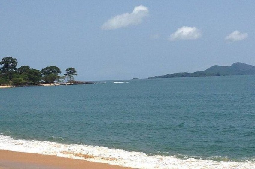 Show item 2 of 3. Historic Sierra Leone 6 Days