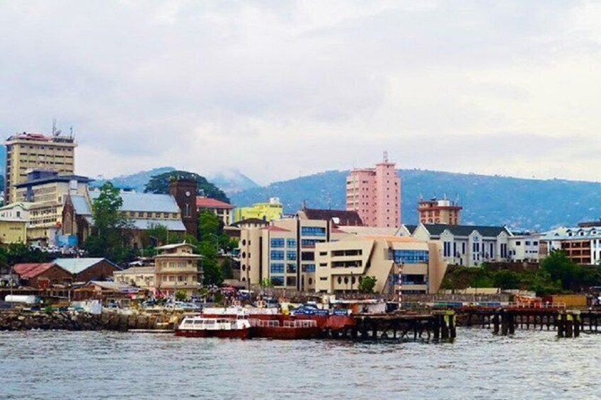 Show item 1 of 3. Historic Sierra Leone 6 Days
