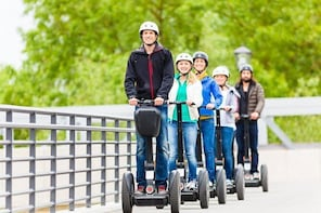 2-Hours Guided Segway Tour in Coeur d'Alene