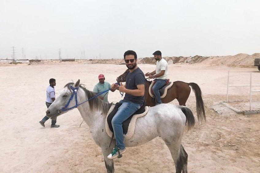 Horse Riding in Khobar