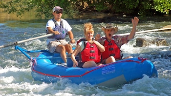 Safari Raft Float on Tenorio River & Jeep Ride with Lunch